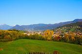 Landscape of Lombardia, Italy — Stock Photo