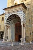 Bazylika santa maria maggiore, bergamo, włochy — Zdjęcie stockowe