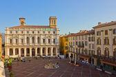 Palazzo del Podesta, Bergamo, Italy — Stock Photo