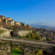 Bergamo old town, Italy — Stock Photo