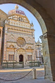 Capella Colleoni, Bergamo, Italy — Stock Photo