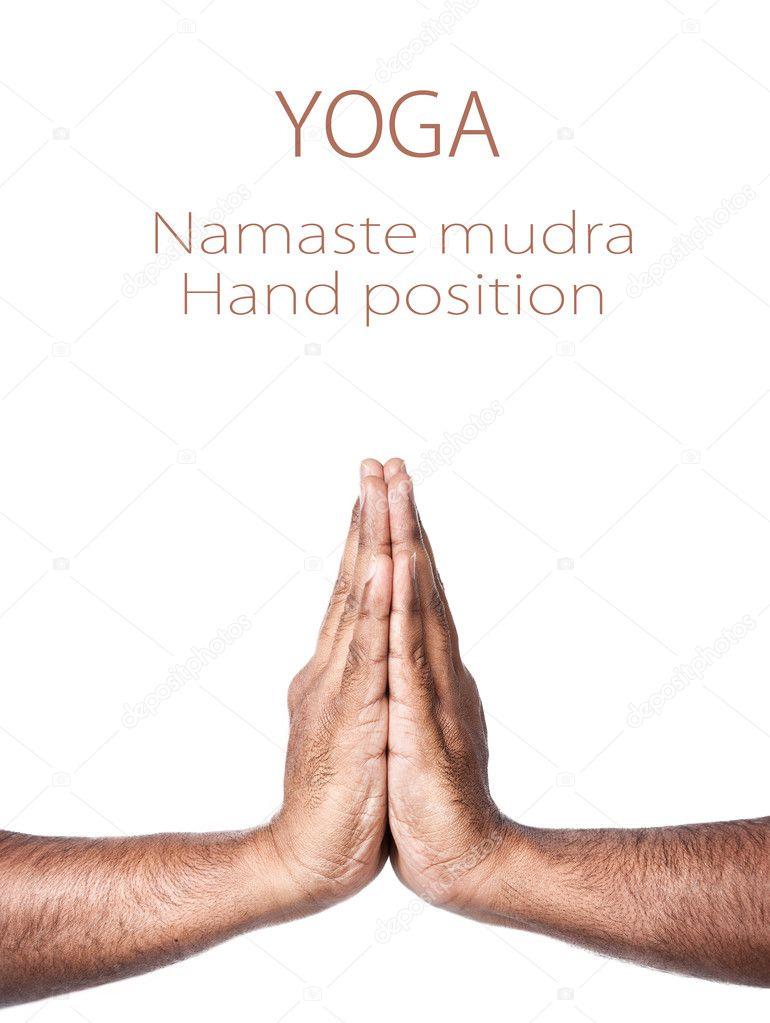 Yoga Namaste pr...