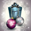 Royalty-Free Stock Vectorielle: Christmas Balls