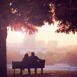 Romantic Couple — Stock Photo #7418816