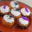 Halloween cupcakes — Stock Photo #6851007