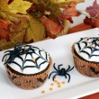 Halloween cupcakes — Stock Photo #7036292