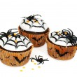Halloween cupcakes — Stock Photo #7208233