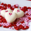 Hearts for Valentine - Stock Photo