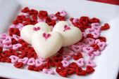 Hearts for Valentine — Stock Photo