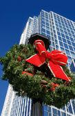 Business Christmas — Stock Photo