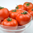 Foto Stock: Fresh tomatoes