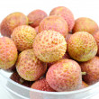 Lychee fruits — Stock Photo