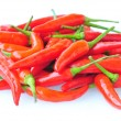 Stock Photo: Fresh chillies