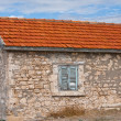 Small old house — Stock Photo