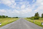 Road asphalt — Stock Photo
