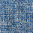 Blue jean texture — Stock Photo #6894442