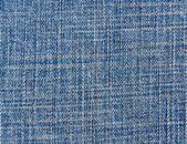 Blue jean texture — Stock Photo