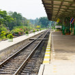 Stock Photo: Train stations