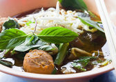 Noodle Soup — Stock Photo