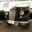 Classic car Morris 8 Series E Tourer on display — Stock Photo