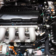 New Car Engine — Stockfoto