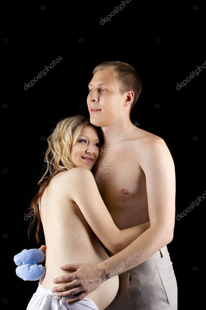 nude men and woman together