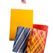 Shopping bag — Stockfoto