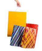 Shopping bag — Foto Stock