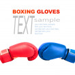 Boxing gloves — Stock Photo #7569597