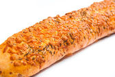 Cheesy bread — Stock Photo
