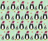 Penguin background vector — Stock Vector
