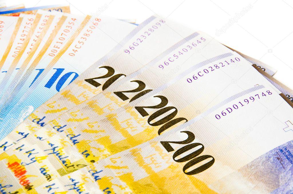 valuta i schweiz