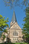 St. Petri Kirche — Stock Photo
