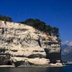 Mediterranean coastline. — Stock Photo