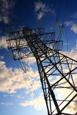 Electricity Pylon — Foto Stock