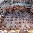 Archaeological excavations in Kato Paphos Park, Cyprus. — Stock Photo