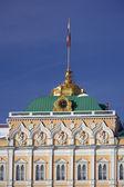 莫斯科克里姆林宫系列。大克里姆林宫. — 图库照片