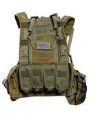 US tactical vest. — Stock Photo