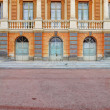 Museum of Fine Arts, Nice, France. Musee des Beaux-Arts, - Stock Photo