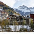 Limone Piemonte, Italy. Ski resort town. Beginning of Nov.2011. — Stock Photo #7605409