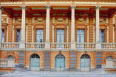 Museum of Fine Arts, Nice, France. Musee des Beaux-Arts, — Stock Photo