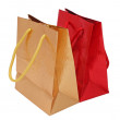 Luxurious shopping bags — Stock Photo