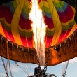 Balloon Flame — Stock Photo