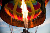 Balloon Flame — Stock fotografie