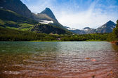 Redrock Lake — Foto de Stock