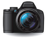 Vector camera — Stock Vector