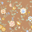 Seamless pattern 1110 — Stock Photo