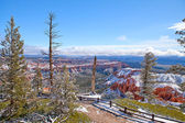 View Bryce Canyon in May 2011 — Stock Photo