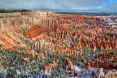 Hoodoo in Bryce Canyon in May 2011 — Stock Photo