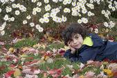 An Autumn Portrait — Stock Photo